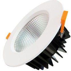 18W 125mm CUTOUT DOWNLIGHT